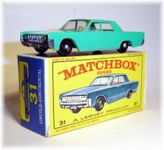 Antique Toys, Vintage Toys, Automobile, 1960s Toys, Corgi Toys, Matchbox Cars, Lincoln Continental, Vintage Models, Slot Cars
