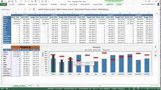 Microsoft Excel, Bar Chart, Periodic Table, Infographic, Management, Idea Box, Job, Marketing, Words