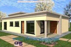 Pergola Kits Home Depot One Level House Plans, Round House Plans, Single Storey House Plans, Tuscan House Plans, Modern House Floor Plans, Free House Plans, Home Design Floor Plans, Flat Roof House Designs, Porch Designs