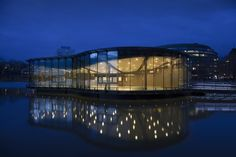 Gallery of Floating Restaurant / Simo Freese Architects - 8