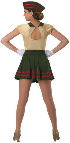 Costume Gallery: Novelty Costume Details boogie woogie bugle boy