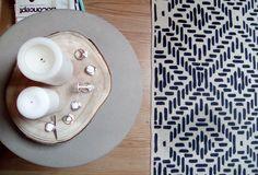 #pattern #home #carpet #concrete #bohemian #cosy #jewels #candles #design #decoration #neutral #livingroom #wood #jysk