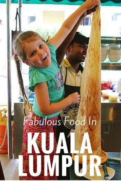How We Found Fabulous Food In Kuala Lumpur, Malaysia.