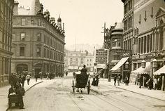 Baldwin Street Bristol 1894.