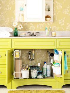 Lexi's Ultimate Bathroom Organization Tips