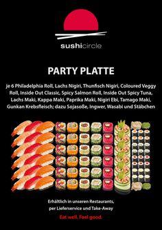 Sushi Circle, Restaurant, Mood, Party, Salmon, Simple, Diner Restaurant, Parties, Restaurants