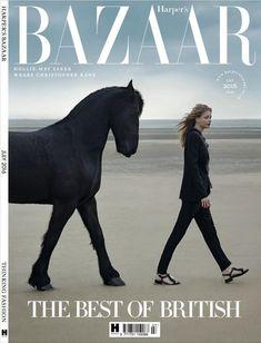 Harper's Bazaar UK July 2016