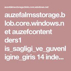 auzefalmsstorage.blob.core.windows.net auzefcontent ders1 is_sagligi_ve_guvenligine_giris 14 index.html