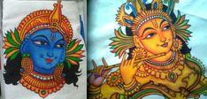 Image result for kerala mural on pot