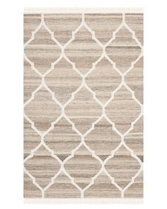 """Spotted this """"Natural Kilim"""" Flatweave Rug on Rue La La. Shop (quickly!)."""