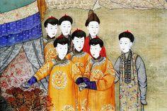 Consorts of Emperor Qianlong