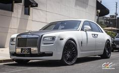 Rolls Royce Ghost by CEC in Los Angeles CA . Click to view more photos and mod info.