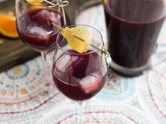 This sangria, inspired by the one served at Donostia in New York City, is rich and flavorful, almost like a chilled mulled wine. The secret is a one-two punch of fresh ginger and cardamom, and mixing in fresh orange juice instead of filling your pitcher with chunks of fruit.