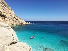 Seychelles, Ikaria island, Greece
