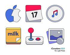 Mac Os, Working On Myself, New Work, Behance, Flat Icons, Illustration, Profile, Free, Gallery