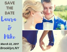 """4x5 Save the Date Wedding Magnets Full Color – What if you can say loudly and colorfully """"We are marrying on March 22, 2017"""" for just $0.26?  Yes, that's true, now you can announce the wedding at a top of voice against the embellishment of colors. #SaveTheDate #Wedding #customMagnets #freeshipping"""