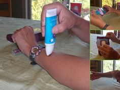 Enjoying the cooling effect of the #PoiseFab5 Cooling Gel - my review #cbias from @DownshiftingPOS