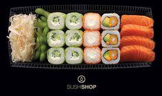 Give your Monday brain a boost with some Omega-3 from Sushi Shop. #FoodDelivery #London #Sushi #SushiShop #Maki #Temaki #Omega3 #MondayBlues #Sashimi #Tataki #Donburi #Chirashi #Salmon #Japanese #DeskLunch by restoinlondon