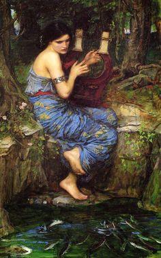 John William Waterhouse...   Kai Fine Art