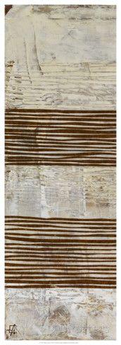 White Stripes I Prints by Natalie Avondet - AllPosters.ca
