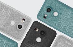 Nexus Communication on Behance Google Store, Newest Smartphones, Henna Designs Easy, Color Plan, 3d Texture, Google Nexus, Ui Inspiration, Textures Patterns, Leather Case