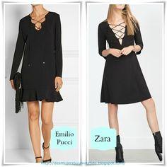 Clon Emilio Pucci vs Zara