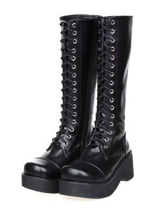 gothic lolita sapatos, lolita calçados de alta qualidade, gothic lolita sapatos - Lolitashow.com