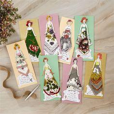 hankie cards   Handkerchief Greetings Everyday Greeting Card With Envelope