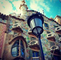 Paseig de Gracia. Barcelona (Catalonia)