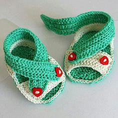 Söta sandaler