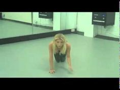 Tracy Anderson 5 best workout moves
