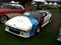 BMW M1 at Mecum in Monterey, California