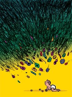 Bacteria make us sick. Do they also keep us alive? Michael Specter explores the human microbiome: http://nyr.kr/QWdsRR