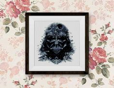 BOGO FREE! Darth Vader, Star Wars Cross Stitch Pattern, Dark Side Cross Stitch Pattern, Starwars Cross Stitch Chart, Needlework #002-10 by StitchLine on Etsy https://www.etsy.com/listing/241606448/bogo-free-darth-vader-star-wars-cross
