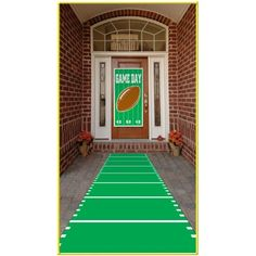 Sports Field Runner (poly w/double-stick tape) Party Accessory  (1 count) (1/Pkg) Beistle http://www.amazon.com/dp/B001K37L0S/ref=cm_sw_r_pi_dp_cq9cub1E7N0H7