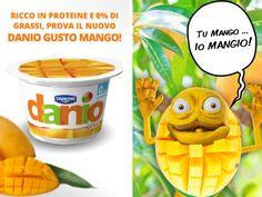 Pronti per una golosa novità? Arriva il nuovo Danio Snack gusto MANGO!  http://www.daniosnack.it/gusti/gusto-mango