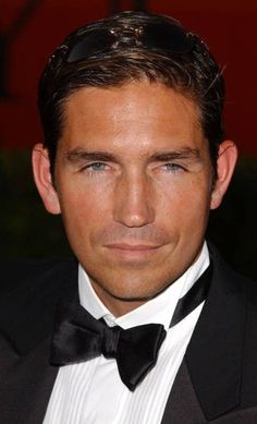 Jim Caviezel and those eyes!