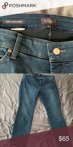302e3c38477 NYDJ Size 16 NYDJ Size 16 legging worn once NYDJ Jeans Skinny Size 16