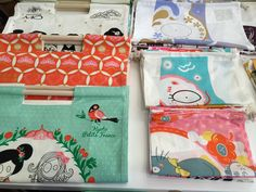 #New #Home #Decor - Madame Mo, Japanese inspiration for home. Lucky-charm fishes, Japanese curtains and tea-towels for a design deco. Okina bags, shopping bags, beauty pouches made in organic cotton for the everyday life. Coloring books, origami papers, postcards, calendars for family and friends.