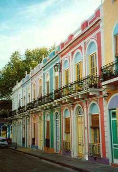"Colorful Doors of #Uruguay ................................ #GlobeTripper | ""Home-made Hosptality"" | https://www.globe-tripper.com"