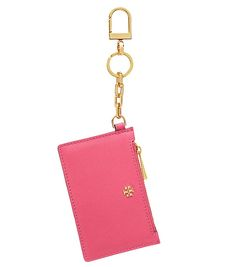 Named for Tory's parents — Buddy and Reva Robinson — it's a modern classic. The epitome of understated chic, our Robinson Zip Card Key Fob is made of the highest-quality, scrat