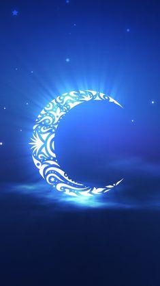 Holy Ramadan Moon iPhone 5s Wallpaper Download | iPhone Wallpapers, iPad wallpapers One-stop Download