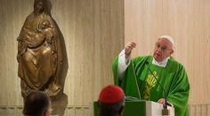 PAPA FRANCISCO - VICARIO DE CRISTO: PAPA FRANCISCO CRITICA A LOS CRISTIANOS QUE ESCAND...