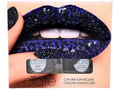 Ciaté Caviar Kits Black Pearl fra Blush. Om denne nettbutikken: http://nettbutikknytt.no/blush-no/