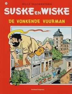 Suske en Wiske / 246 De vonkende vuurman