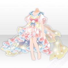 Manga Clothes, Drawing Clothes, Anime Outfits, Girl Outfits, Cute Outfits, Chibi, Kleidung Design, Anime Dress, Cocoppa Play