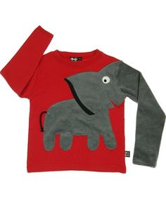 Nordic Kids. I finally found the link to buy this shirt, and it is £38.99, about $62 fercryinoutloud. I don't like it THAT much.
