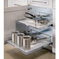 Hafele Pantry Solutions Kessebohmer Storage TraysBaskets and