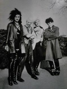 with Siouxsie