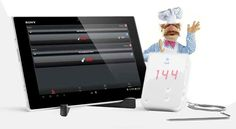 Xperia tablet Z kitchen edition launched by Sony
